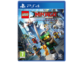 The LEGO Ninjago Movie video game PS4 játék
