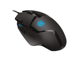 Оптична геймърска мишка Logitech G402 Hyperion Fury Ultra-Fast FPS Gaming Mouse