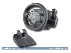 Logitech Momo Racing Force volant (PC)
