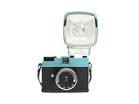 Lomo Diana Mini + Flash аналогов фотоапарат