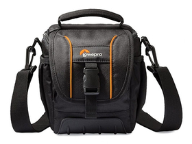 Lowepro Adventura SH 120 II, črna