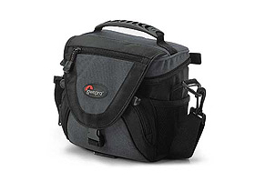 Lowepro NOVA Mini AW, argintiu