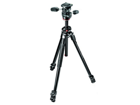 Статив Manfrotto 290 DUAL с 3D глава (MK290DUA3-3W)