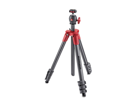 Manfrotto Compact Advanced stativ, crveni
