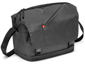 Фото чанта Manfrotto NX Messenger сива