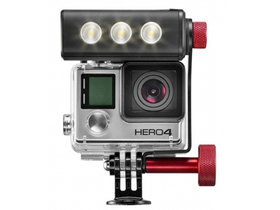 Manfrotto Off Road ThrilLED LED lámpa, GoPro-hoz (MLOFFROAD)