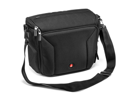 Manfrotto Shoulder bag 20 Tasche, schwarz (MB MP-SB-20BB)