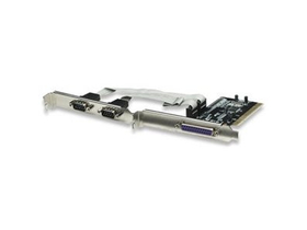 Card extensie Manhattan 158251 Serial/Parallel Combo PCI