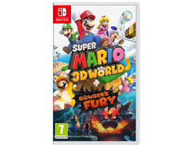 Nintendo Switch Super Mario 3D World + Bowser`s Fury Spielsoftware