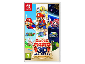 Nintendo Switch Super Mario 3D All Stars Spielsoftware (NSS671)