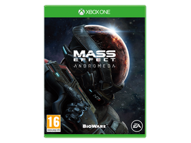 Mass Effect Andromeda игра за Xbox One