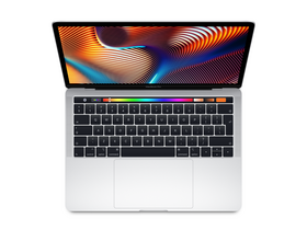 "Apple MacBook Pro 13"" Touch,QC i5 2.3GHz,8GB,256GB SSD,Intel Iris Plus 655,унгарска клавиатура, сребърна"