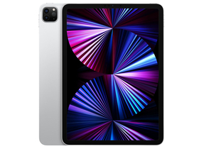 "Apple iPad Pro 11"" (2021) Wi-Fi 128GB, ezüst (MHQT3HC/A)"