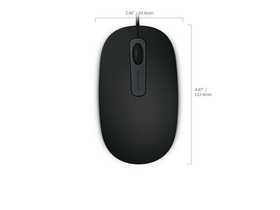 Microsoft Optical Mouse 100 (4JJ-00003) myš