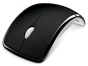 Microsoft ARC Touch Mouse, črna