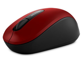 Microsoft Bluetooth Mobile Mouse 3600, roșu (PN7-00013)