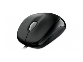 Microsoft Compact Optical Mouse 500 USB optički miš, crni (U81-00090)