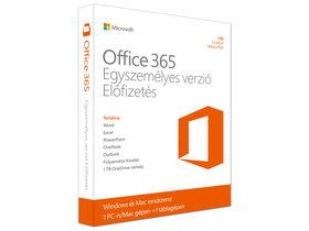 Microsoft Office 365 Personal 32/64 Hungarian