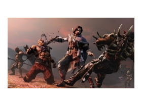 Игра  Middle-Earth: Shadow Of Mordor за PC