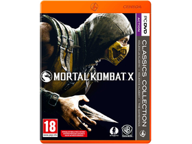 CC Mortal Kombat X (Classic Collection) Edition PC játékszoftver