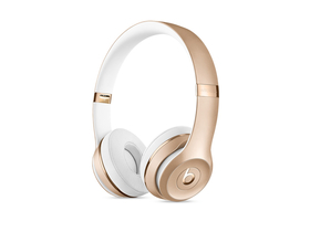 Casti wireless Beats Solo3, gold