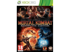 Joc software Mortal Kombat Komplete Edition Xbox 360