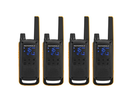 MOTOROLA Talkabout T82 Extreme QUAD Walkie talkie