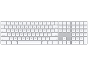 Apple Magic Keyboard with Numeric Keypad - angleška tipkovnica (INT.) mq052z/a