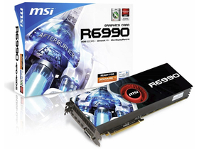 MSI PCIe Ati HD6990 4GB GDDR5