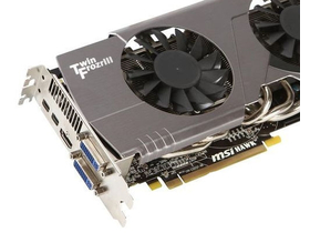 MSI R6870 2PM2D1GD5/OC 1GB DDR5 PCIe grafická karta