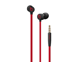 Casti urBeats3 cu conector 3,5mm (The Beats Decade Collection) (mufq2ee/a), negru-rosu