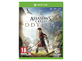 Ubisoft Assassin`s Creed Odyssey Xbox One játékszoftver