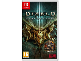 Nintendo Switch Diablo III Eternal Collection hra
