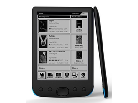 Navon BigBook ebook reader, crna