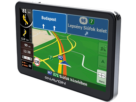 igo8 magyarország térkép Navon N670 Plus navigáció + iGO8 Magyarország térkép | Extreme Digital igo8 magyarország térkép