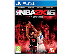 NBA 2K16 PS4 hra