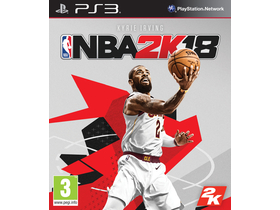 Joc NBA 2K18 PS3