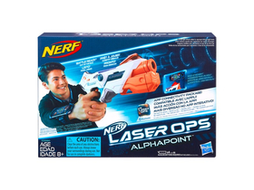 Nerf Laser Ops Pro Trial Driver