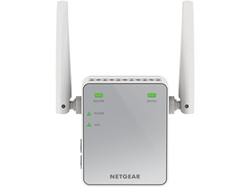 Netgear EX2700-100PES N300 wireless router and repeater ( range extender, repeater )