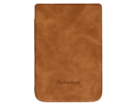 Husa ebook reader PocketBook Touch Lux 4/Basic Lux 2 , maro