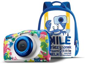 10f4f052c1c0 Nikon Coolpix W100 fényképezőgép, marine + hátizsák   Extreme Digital