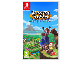 Nintendo Switch Harvest Moon: One World Spielsoftware