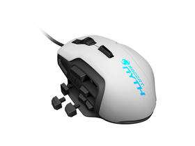 Mouse gamer Roccat Nyth, alb