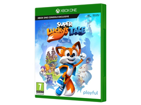 Super Lucky`s Tale Xbox One hra