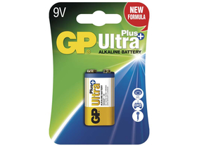 GP Ultra plus 6LF22 alkáli elem 1 db