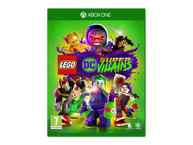 LEGO DC Super-Villains Xbox One  video igrica