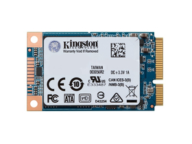 Kingston SSD mSATA 480GB UV500, 256 AES (SUV500MS/480G)