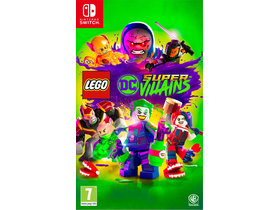 LEGO DC Super-Villains Nintendo Switch Spielsoftware