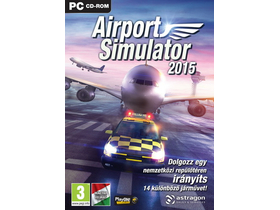 Joc software Airport Simulator 2015 PC