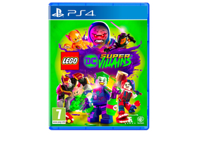 Warner Bros Interact LEGO DC Super-Villains PS4 játékszoftver